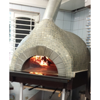 Forno a legna per pizzeria tovaglioli di carta - Temperatura forno a legna pizza ...